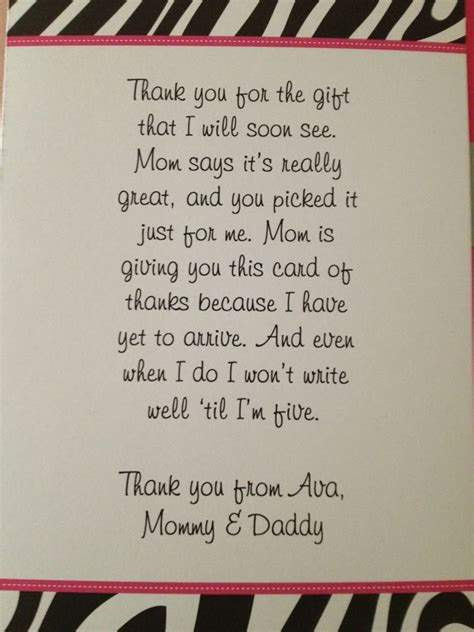letter to my thank you notes pic babycenter 23239