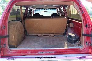 1990 Chevrolet Suburban V1500 Suv