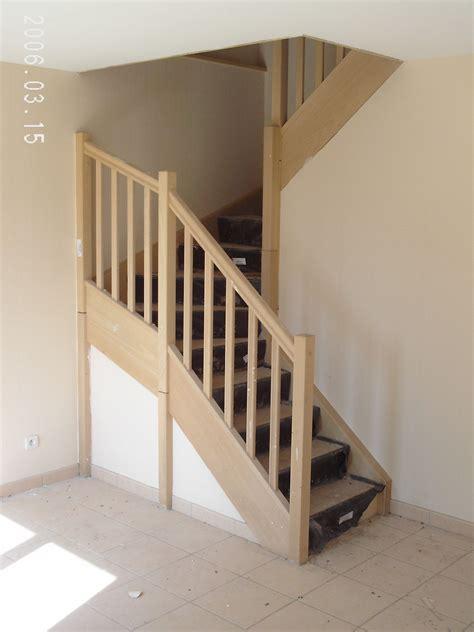 escaliers magnin escalier 2 4 tournant vttv avec contremarches