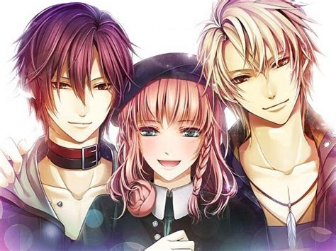 amnesia anime shin and heroine kiss amnesia anime shin and heroine www pixshark com images