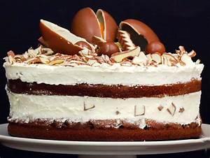 Kinderschokolade Torte backen so geht's! LECKER