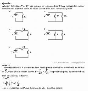 Series Parallel Circuits Practice Problems