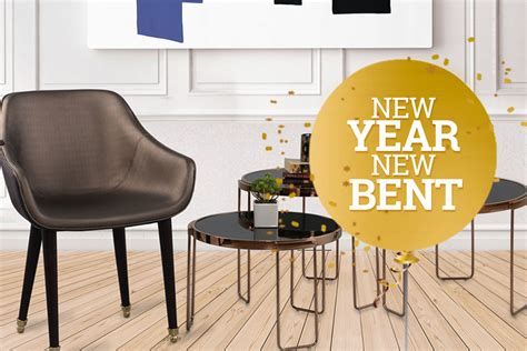 Home Decor Essentials : New Year Greetings From Bent Chair