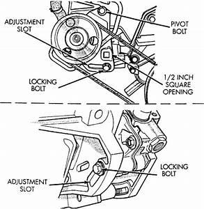 Stratus Engine Belt 7 Diagram 2002 2 Dodge