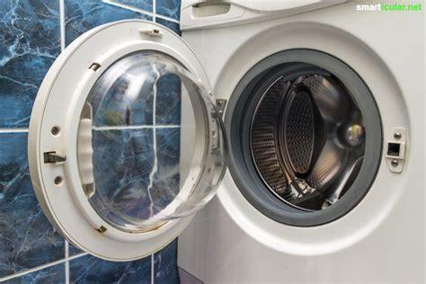 waschmaschine reinigen einfach preiswert und nachhaltig