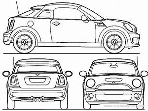 coloriages a imprimer mini numero 167173 With smart car convertible