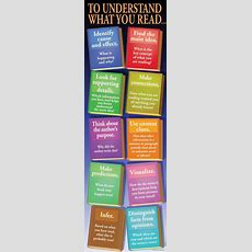 Middle School  Classroom Decorations  Reading Comprehension Colossal