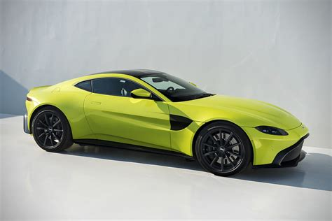 2018 Aston Martin V8 Vantage  New Car Release Date And
