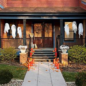 Halloween Deko Außen : halloween centric doorstep pictures photos and images ~ Jslefanu.com Haus und Dekorationen