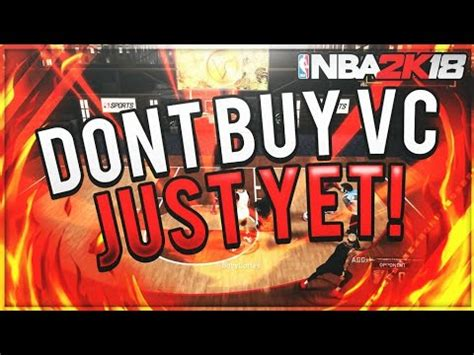 Nba 2k18 Dont Buy Vc Till You Watch This !! *maxed Out