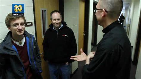 Father Pete – Notre Dame Men's Basketball Chaplain – Notre ...