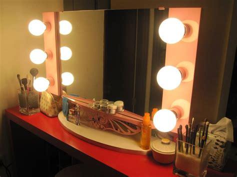 Professional Grade Of Vanity Girl Hollywood Mirror