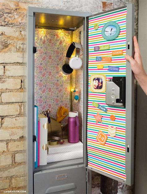 printable locker accessories lia griffith