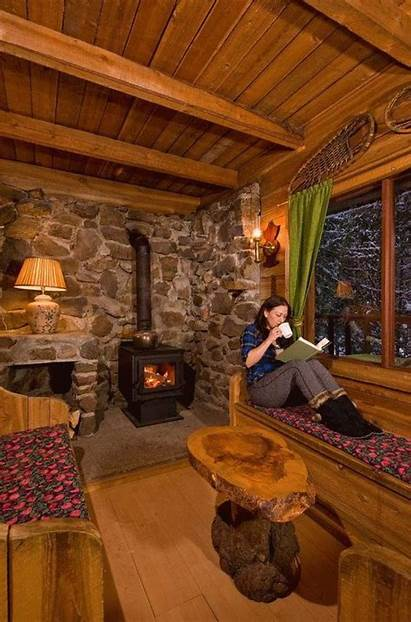 Tiny Cozy Rustic Cabins Cabin Living Dizzyhome