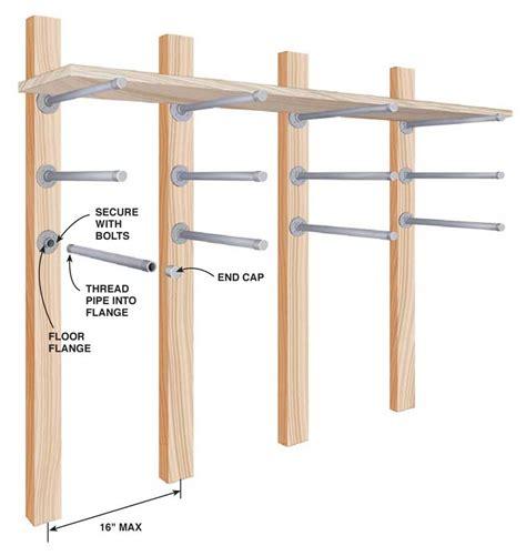 storing lumber popular woodworking magazine
