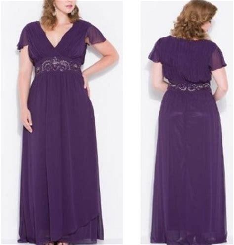 Plus Size Mother Bride Dress