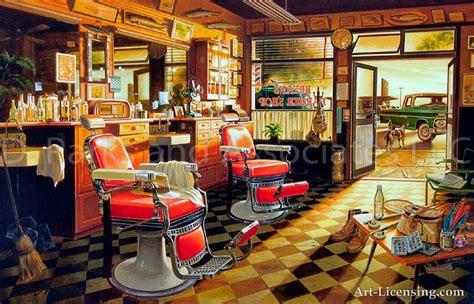 Barbershop Wallpapers Group (47