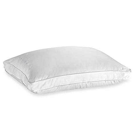 pillows bed bath and beyond buy wamsutta 174 zone 174 synthetic standard