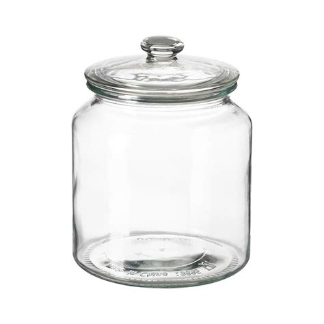 large glass jars with lids ikea vardagen glass jar with lid by ikea dwell 8888