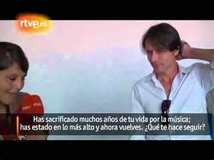 Brett Anderson Spanish TV interview 2010 - YouTube