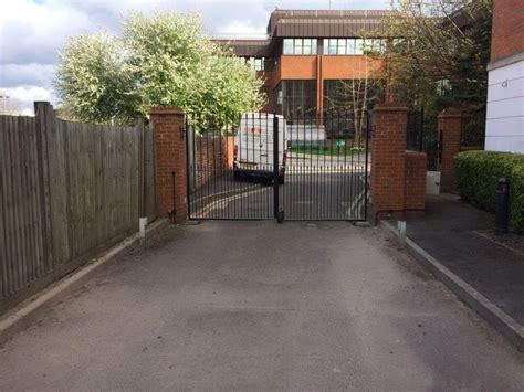 steel swing gates gdr gates  doors
