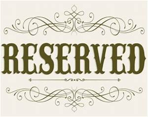 reserved seating sign template pictures to pin on With reserved seating signs template