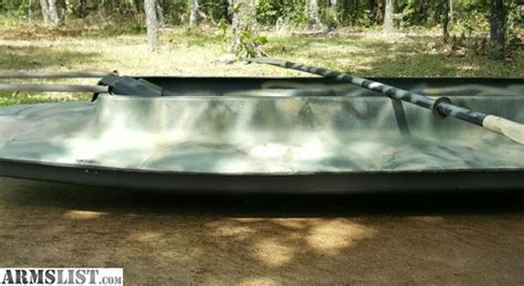 Four Rivers Layout Boat For Sale by Armslist For Sale Trade Boat Layout Duck