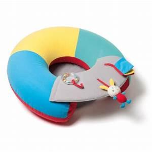Coussin D Activité Bébé : cale b b activit s sensibul cr ation oxybul pour enfant de 6 mois 18 mois oxybul veil et ~ Teatrodelosmanantiales.com Idées de Décoration