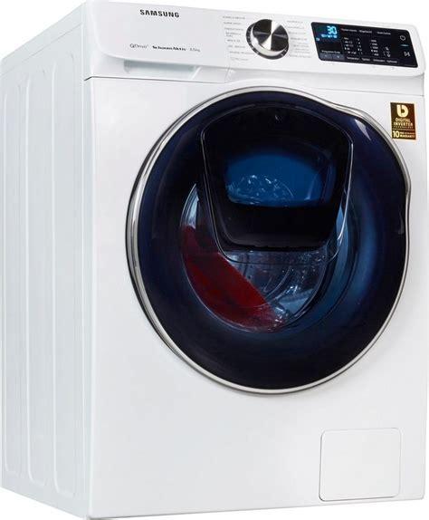samsung waschmaschine 8 kg samsung waschmaschine ww6900 quickdrive ww8gm642o2w eg 8