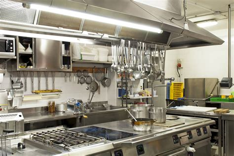 commercial cuisine professionnelle to running a kitchen here is your restaurant
