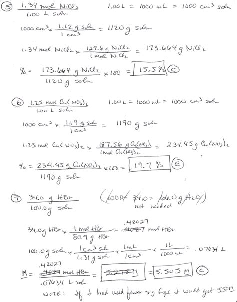 Chemistry Worksheets With Answers Worksheets For All  Download And Share Worksheets  Free On