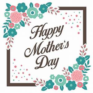 Happy Mothers Day Card - Download Free Vector Art, Stock ...