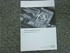 2012 Audi Q7 Quattro Suv Navigation Owner Manual Tdi