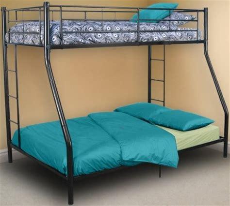 black bunk bed walker edison btodbl