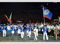 Belize One of the Best Dressed at Olympics Opening