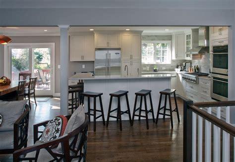 raised kitchen floor raised ranch kitchen transitional with kitchen 1713