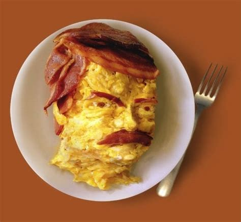 woman    manly breakfast pictures