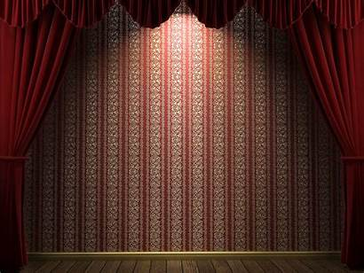 Curtain Curtains Powerpoint Theatre Backgrounds Velvet Background