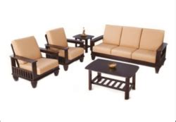 Nilkamal Plastic Sofa Set Price by Wooden Sofa Set In Nagpur व डन स फ स ट न गप र