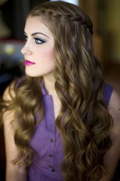 20 party hairstyles for curly hair hairstyles