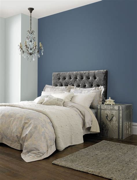 pier view matt period collection crown paints home cooked   blue bedroom walls
