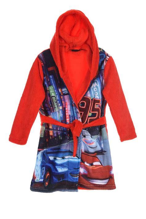 robe de chambre douce robe de chambre douce flash mcqueen garçon cars 12 792