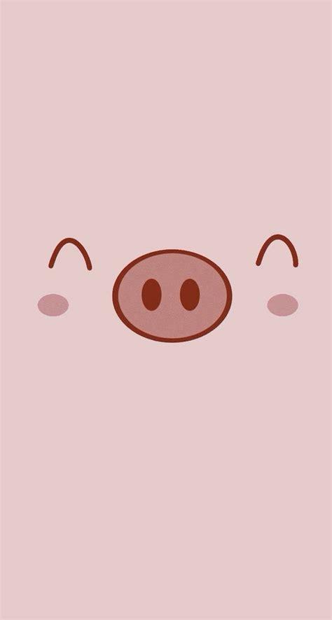 Pig Cartoon Cute Wallpaper Cartoonankaperlacom