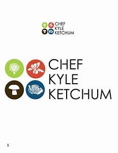 Personal Chef Logo Design on Behance