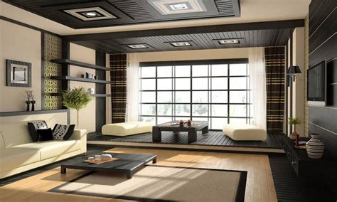 japanese decorating ideas japanese modern living room