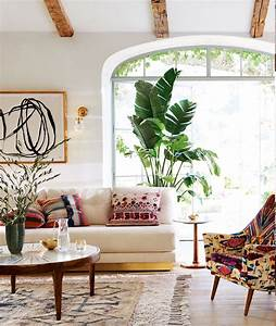 Bohemian Style Decorating Design Tips Boho Decor Living