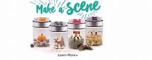 MAKE A SCENE TERRARIUM SCENTSY WARMER NEW! Buy Scentsy