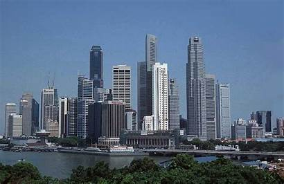Singapore Buildings Office 1998 State Building Asia