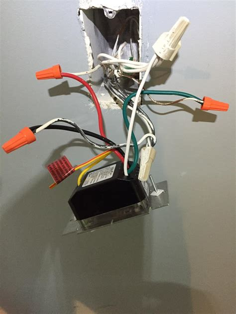 Why Won Levitron Wave Dimmer Switch Turn The Lights