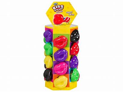 Pop Kiss Candy Toy Display Factory Blister
